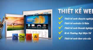thiết kế website giới thiệu cty
