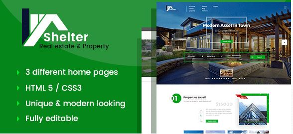 Real Estate – Real Estate Template