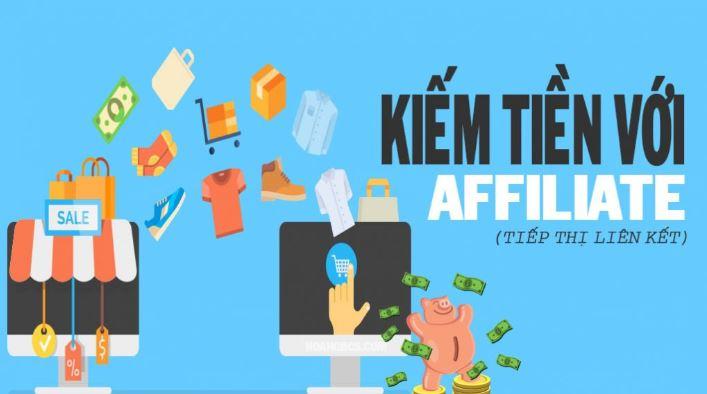 Kiếm tiền từ affiliate marketing là một trong những cách giúp bạn tăng thu nhập.