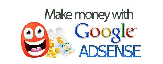 Cách kiếm tiền từ Google Adsense.