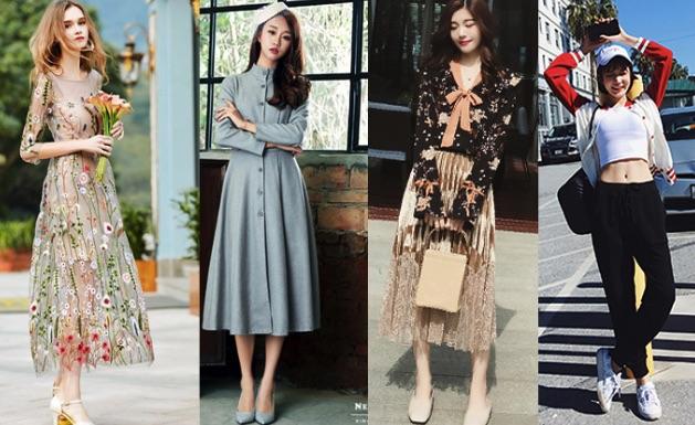 Hàng thời trang bán chạy nhất