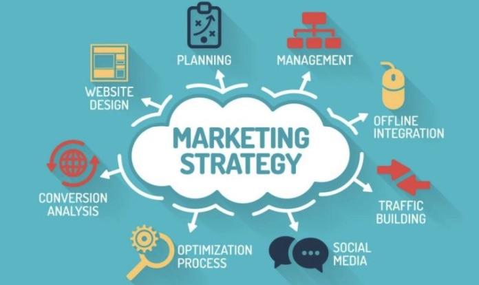 Hoạc định chiến lược PR, quảng cáo trung tâm