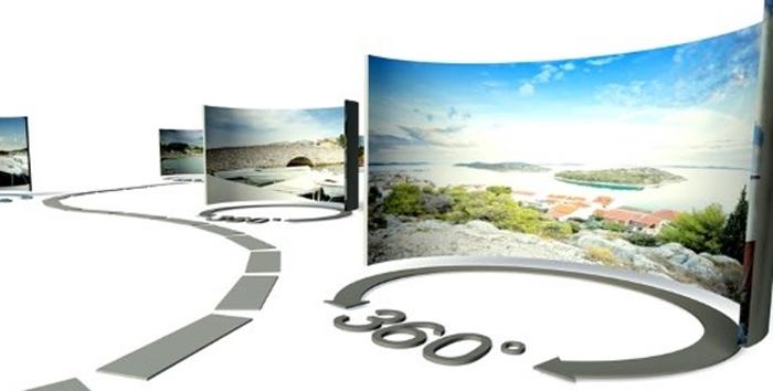 Quảng cáo bằng video 360 độ để thu hút khách hàng hiệu quả